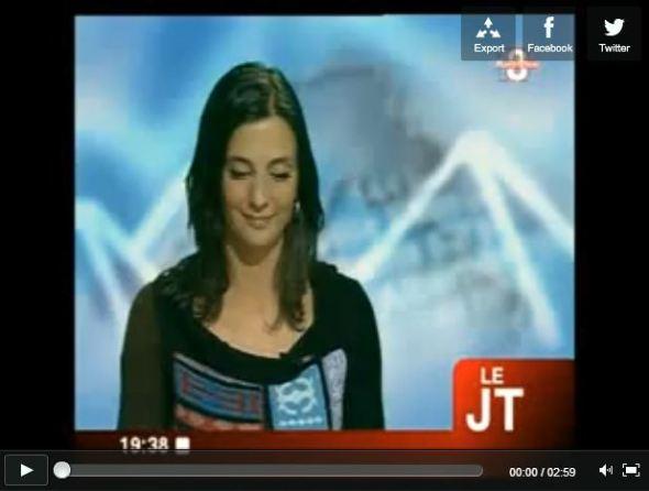 Reportage sur les Nuits de la Roulotte en 2008